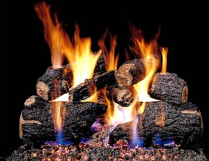 Long Island Gas Logs